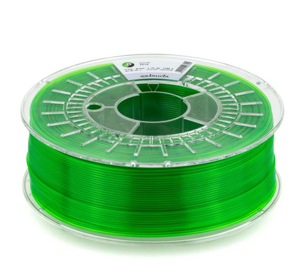 PETG transparent groen